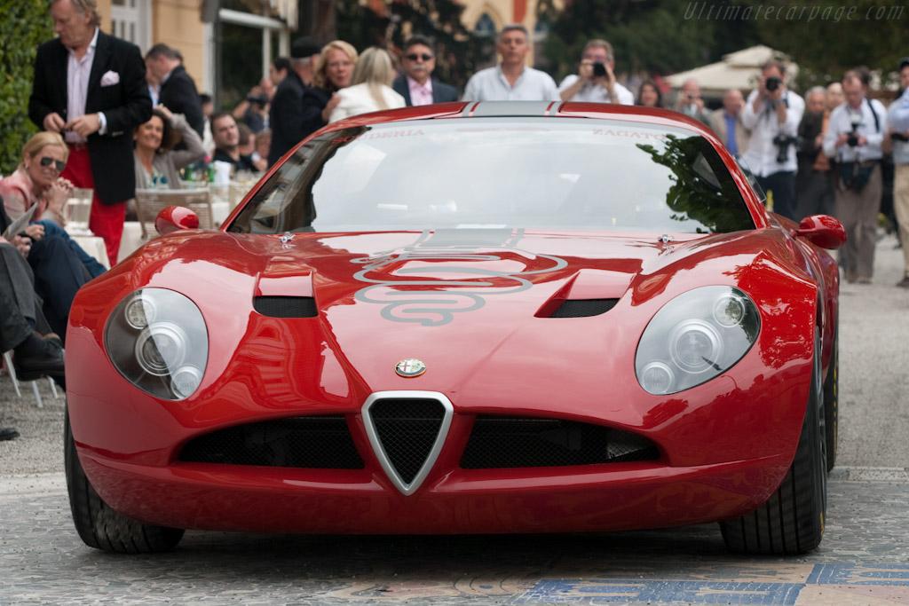 Alfa Romeo TZ3 Corsa    - 2010 Concorso d'Eleganza Villa d'Este