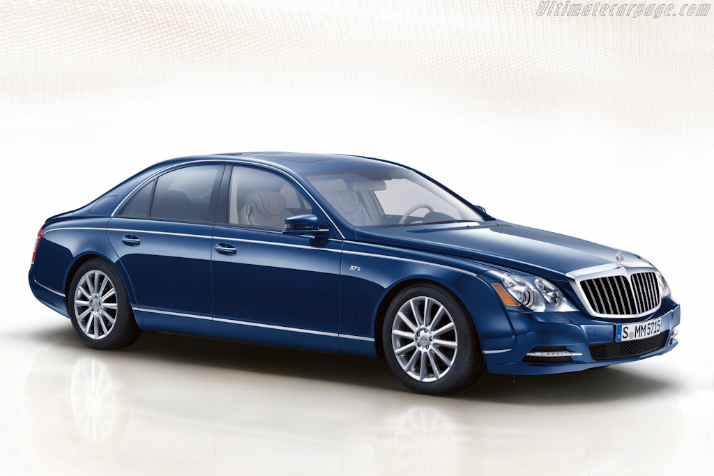 Click here to open the Maybach 62 S gallery