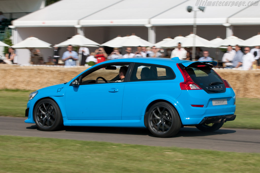 Volvo C30 Polestar Concept    - 2011 Goodwood Festival of Speed