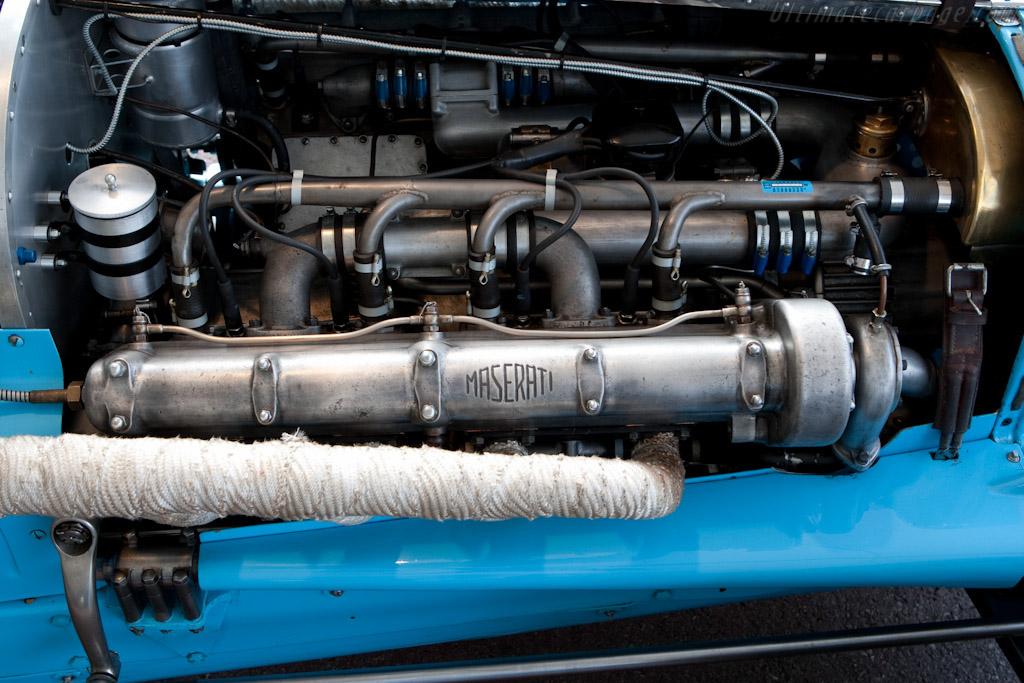 Maserati V8RI - Chassis: 4503   - 2010 Monaco Historic Grand Prix