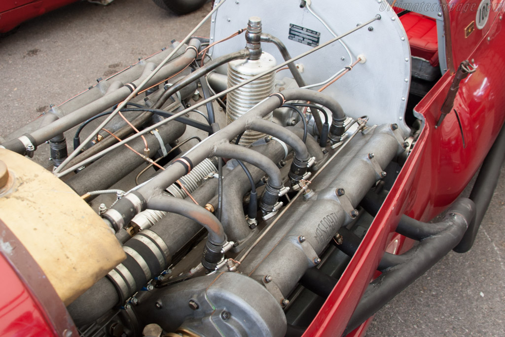 Maserati V8RI - Chassis: 4501   - 2014 Goodwood Festival of Speed