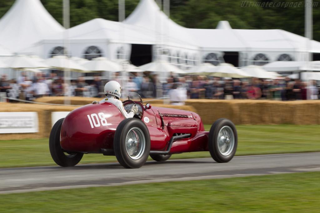 Maserati V8RI - Chassis: 4501  - 2014 Goodwood Festival of Speed