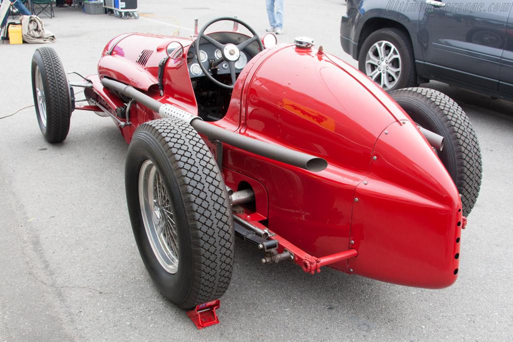 Maserati V8RI - Chassis: 4501  - 2014 Monterey Motorsports Reunion