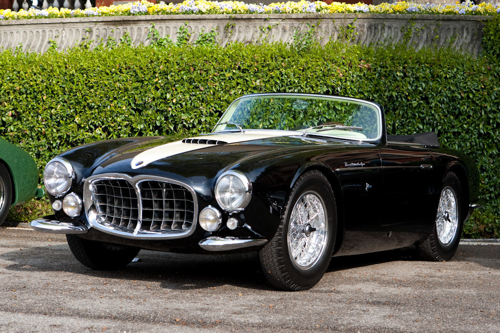 Click here to open the Maserati A6GCS/53 Frua Spider gallery