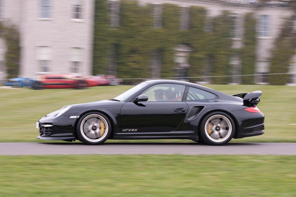 Porsche 997 GT2 RS    - 2011 Goodwood Preview