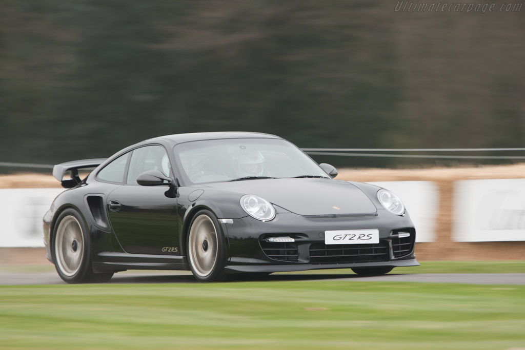 2010 2011 Porsche 997 Gt2 Rs Images Specifications