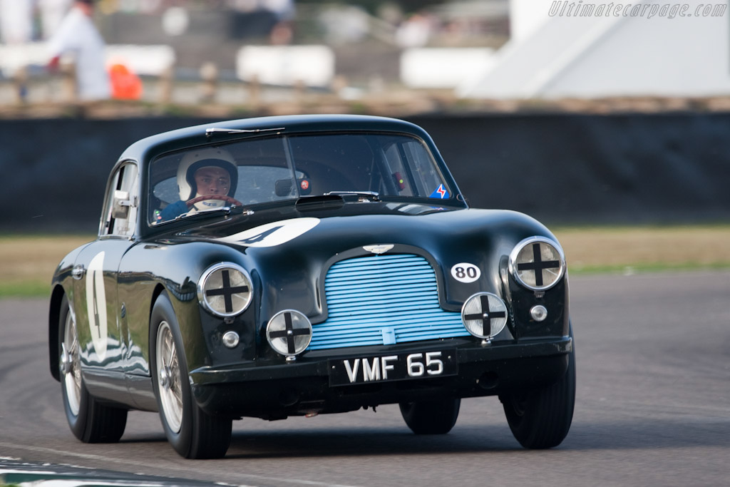 Aston Martin DB2 Team Car - Chassis: LML/50/9   - 2009 Goodwood Revival
