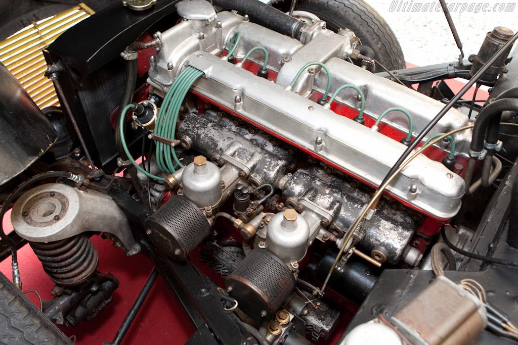 Aston Martin DB2 Team Car - Chassis: LML/50/8   - 2010 Concorso d'Eleganza Villa d'Este