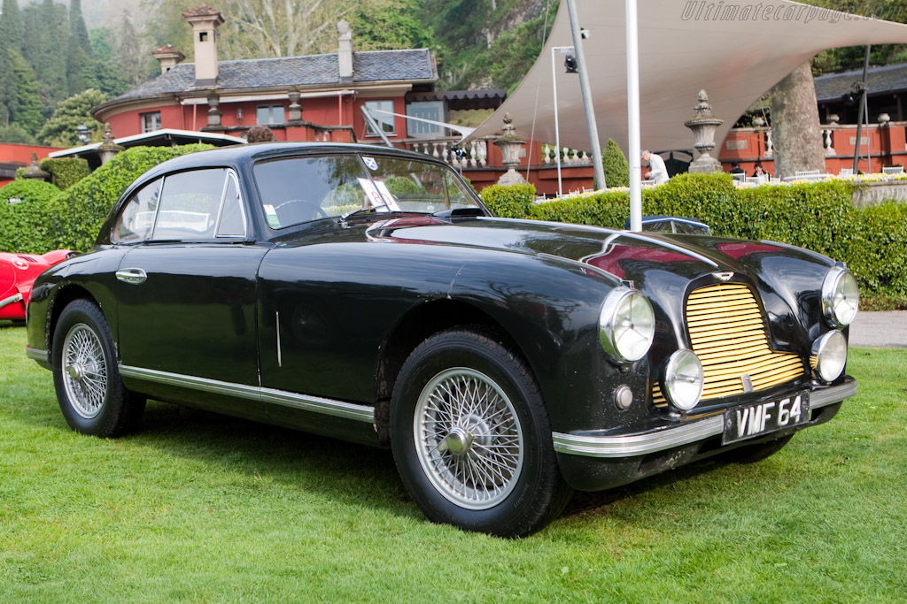 1950 - 1951 aston martin db2 team car - images, specifications and