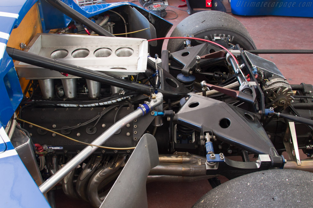 Rondeau M382 Cosworth - Chassis: M382-004   - 2016 Jarama Classic