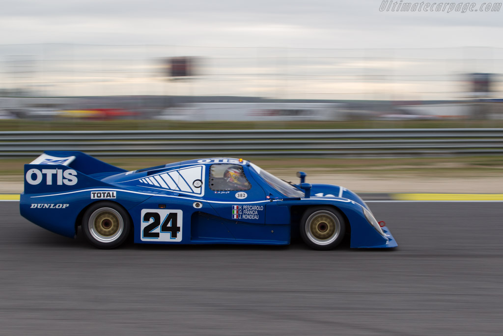 Rondeau M382 Cosworth - Chassis: M382-004   - 2016 Jarama Classic