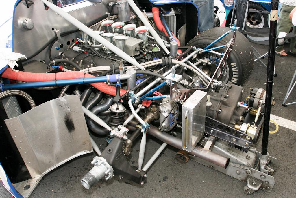 Rondeau M379 Cosworth - Chassis: M379-005   - 2008 Le Mans Classic
