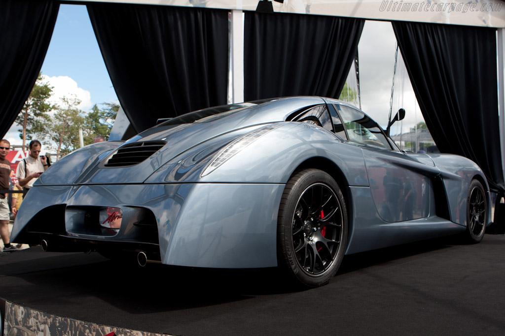 Panoz Abruzzi 'Spirit of Le Mans'    - 2010 24 Hours of Le Mans