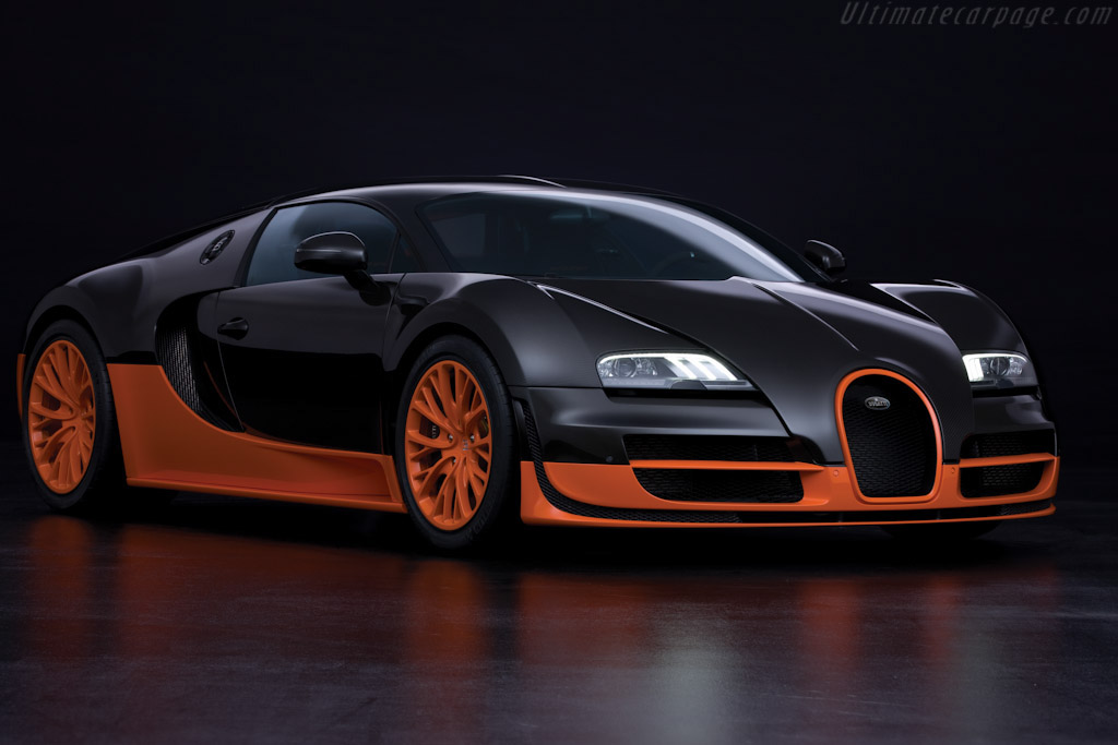Click here to open the Bugatti Veyron 16.4 Super Sport gallery