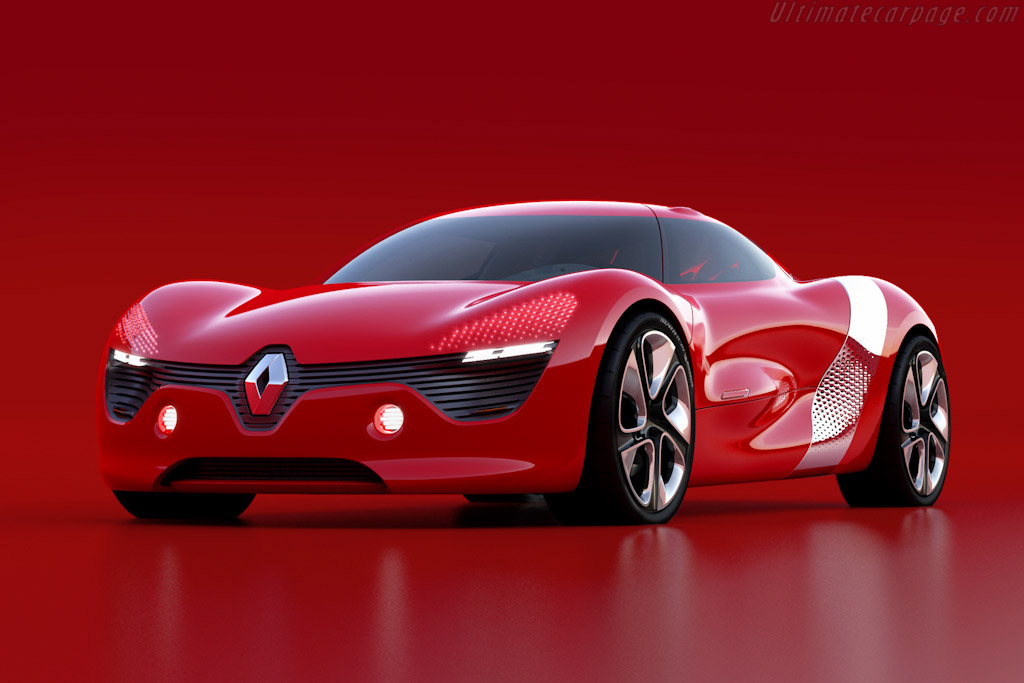 Click here to open the Renault DeZir Concept gallery