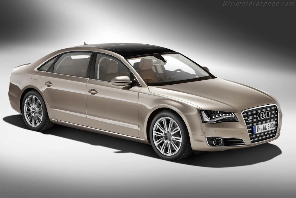 Click here to open the Audi A8 L W12 quattro gallery