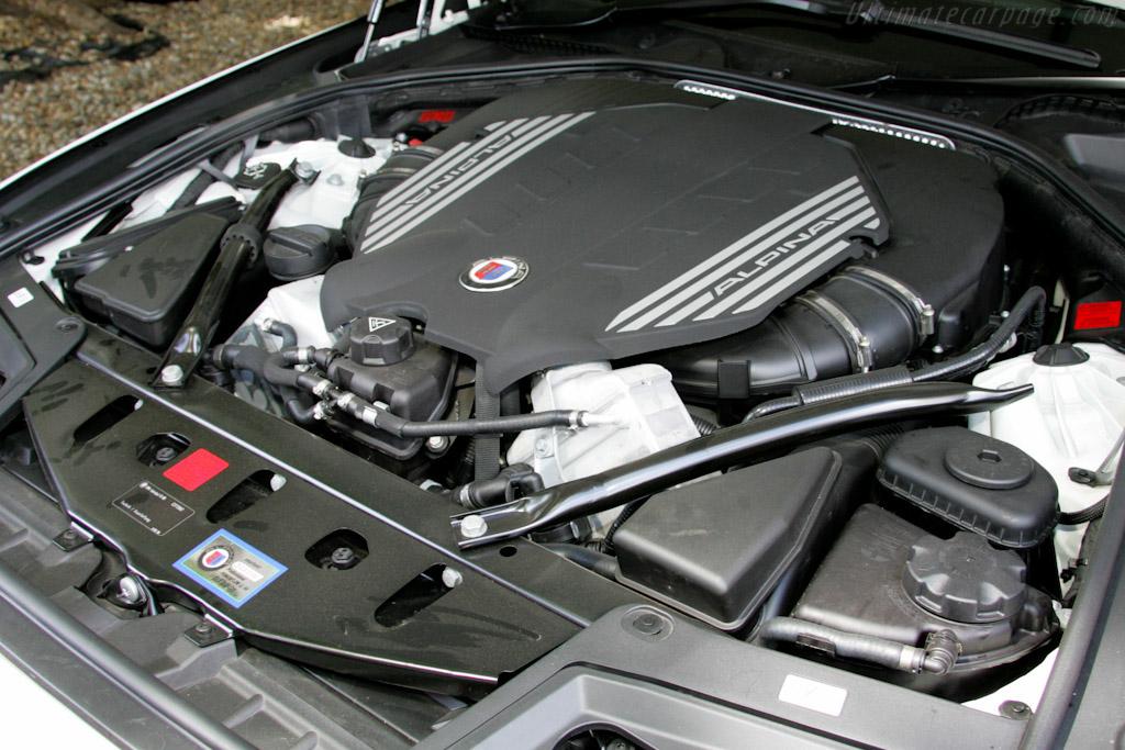 Alpina B5 Bi-Turbo    - 2010 Goodwood Festival of Speed