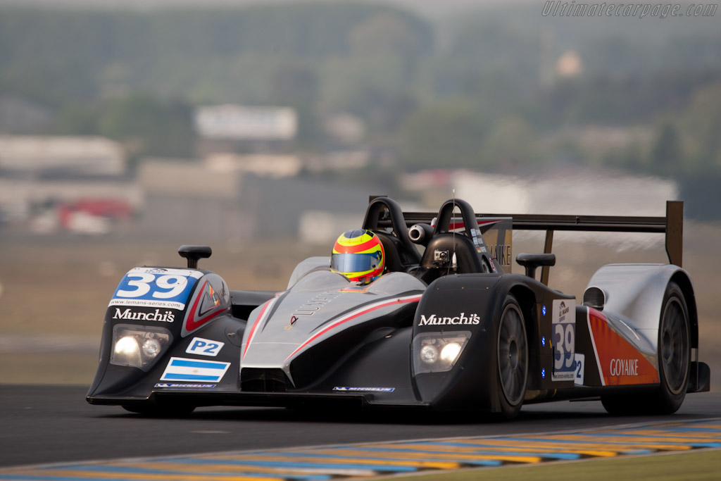 Lola B11/40 Judd BMW - Chassis: B1140-HU01   - 2011 Le Mans Test