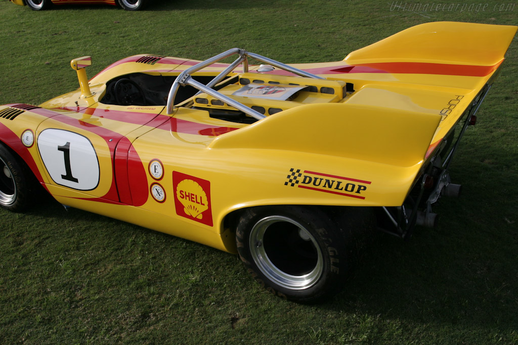 Porsche 917 Interserie Spyder - Chassis: 917-031   - 2006 Palm Beach International, a Concours d'Elegance