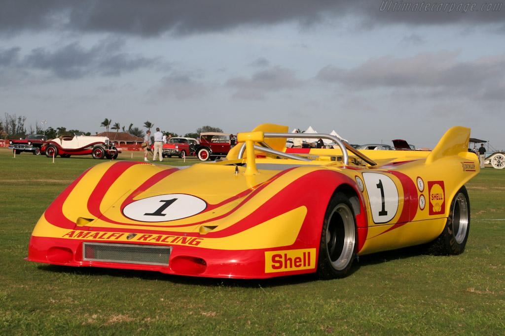 Mazda Of Erie >> 1971 Porsche 917 Interserie Spyder - Images ...
