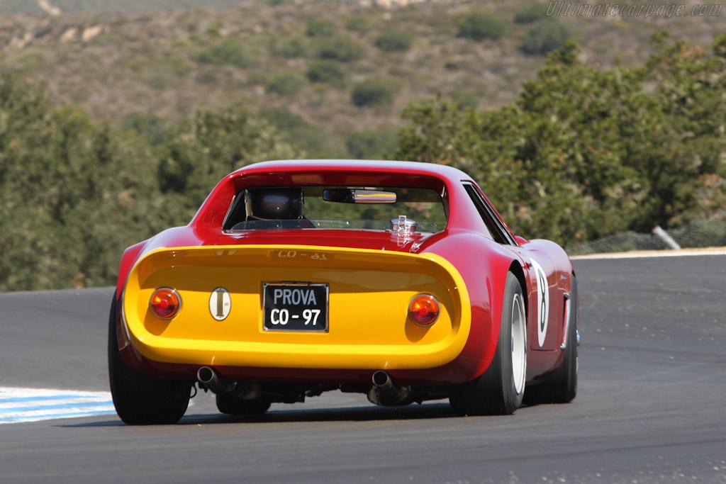 Iso Daytona - Chassis: 330039   - 2007 Monterey Historic Automobile Races