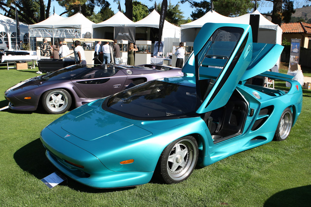 1993 Vector Wx 3 Twin Turbo Images Specifications And