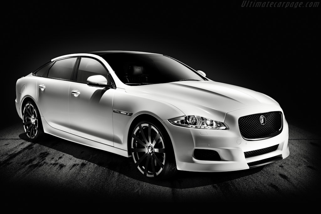Click here to open the Jaguar XJ75 Platinum Concept gallery