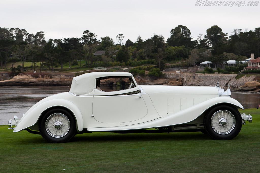 Delage D8 S de Villars Roadster - Chassis: 38012   - 2010 Pebble Beach Concours d'Elegance