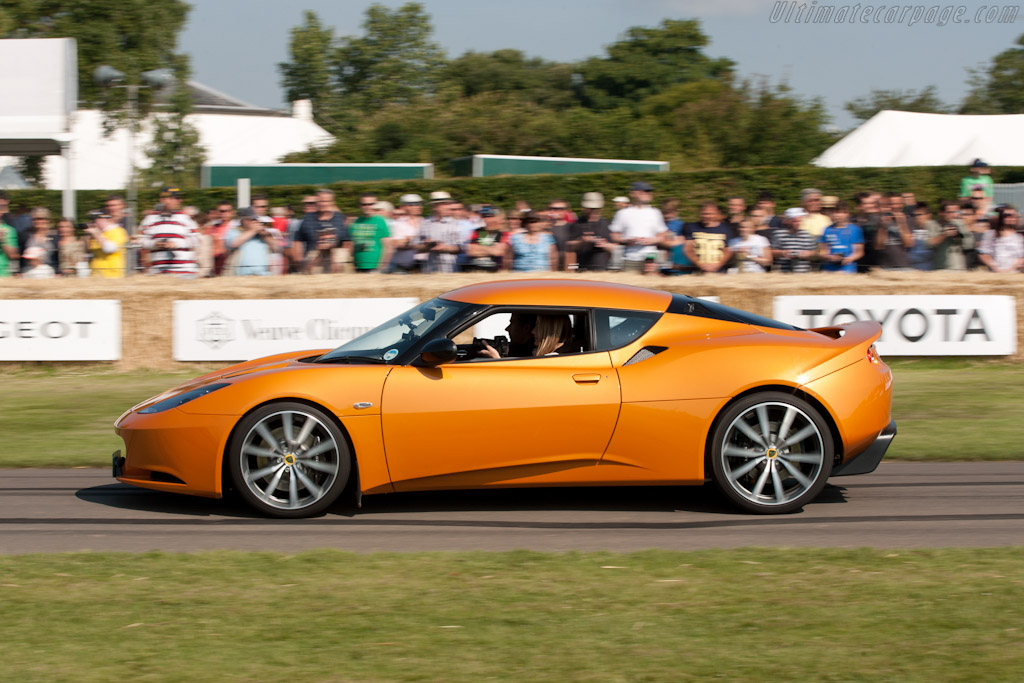 Lotus Evora S    - 2011 Goodwood Festival of Speed