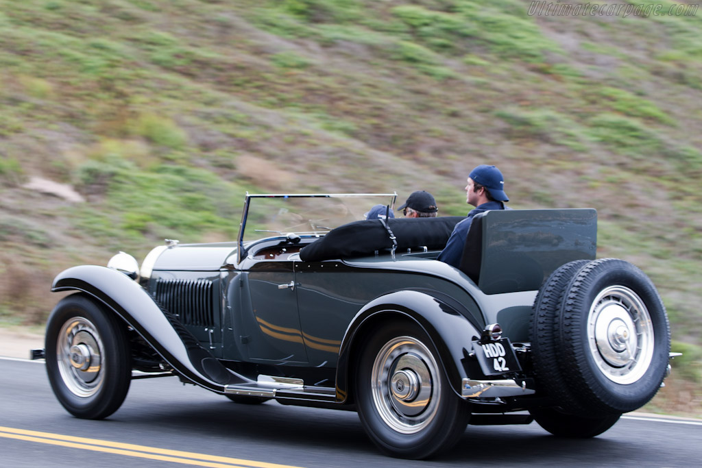 Bugatti Type 50 Roadster - Chassis: 50123  - 2010 Pebble Beach Concours d'Elegance