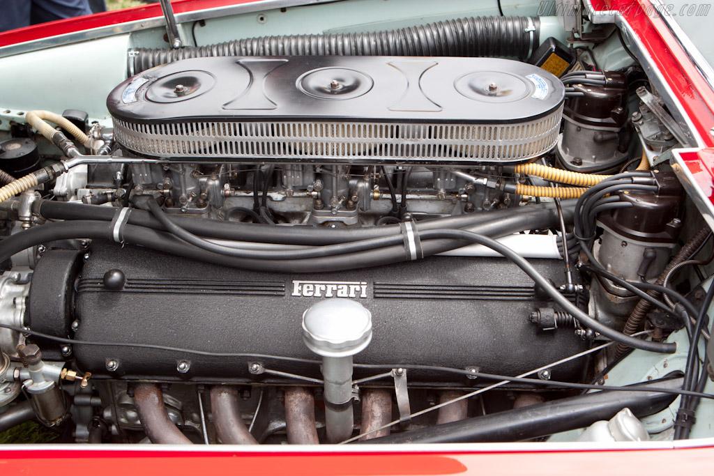 Ferrari 410 SuperAmerica Ghia Coupe - Chassis: 0473SA  - 2010 Pebble Beach Concours d'Elegance