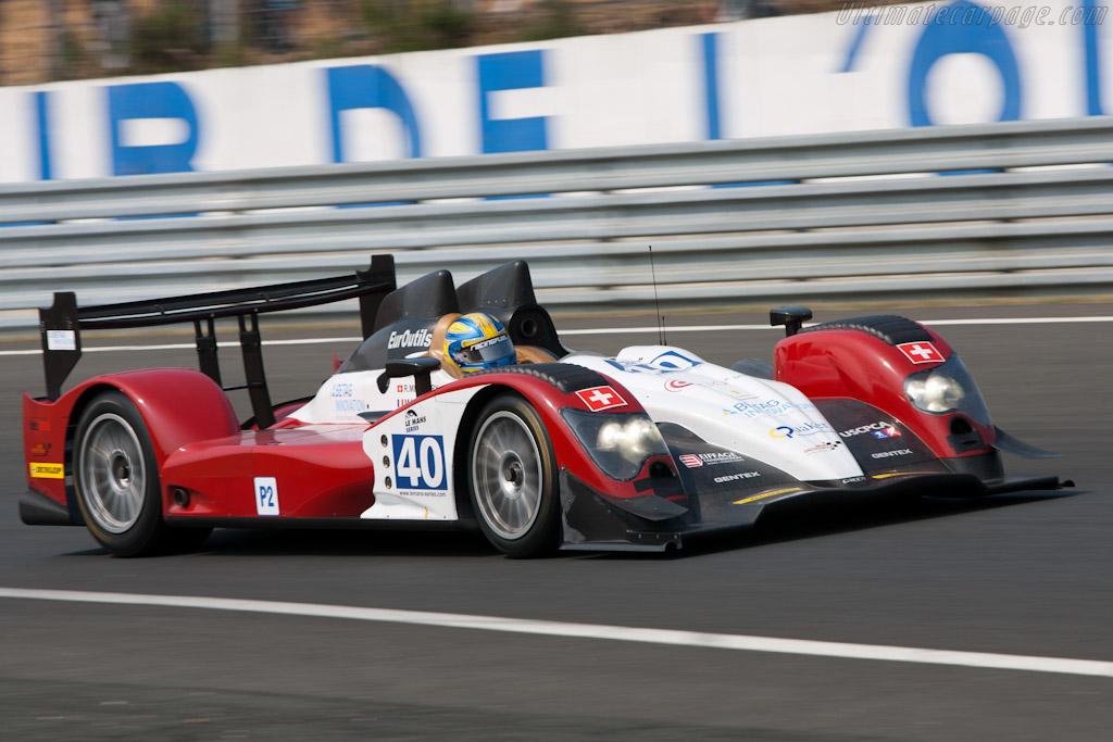 Oreca 03 Judd BMW - Chassis: 02   - 2011 Le Mans Test