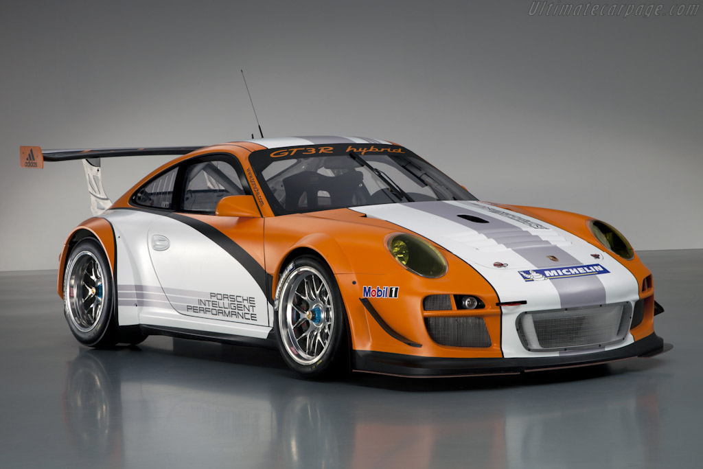 Click here to open the Porsche 997 GT3 R Hybrid 2.0 gallery