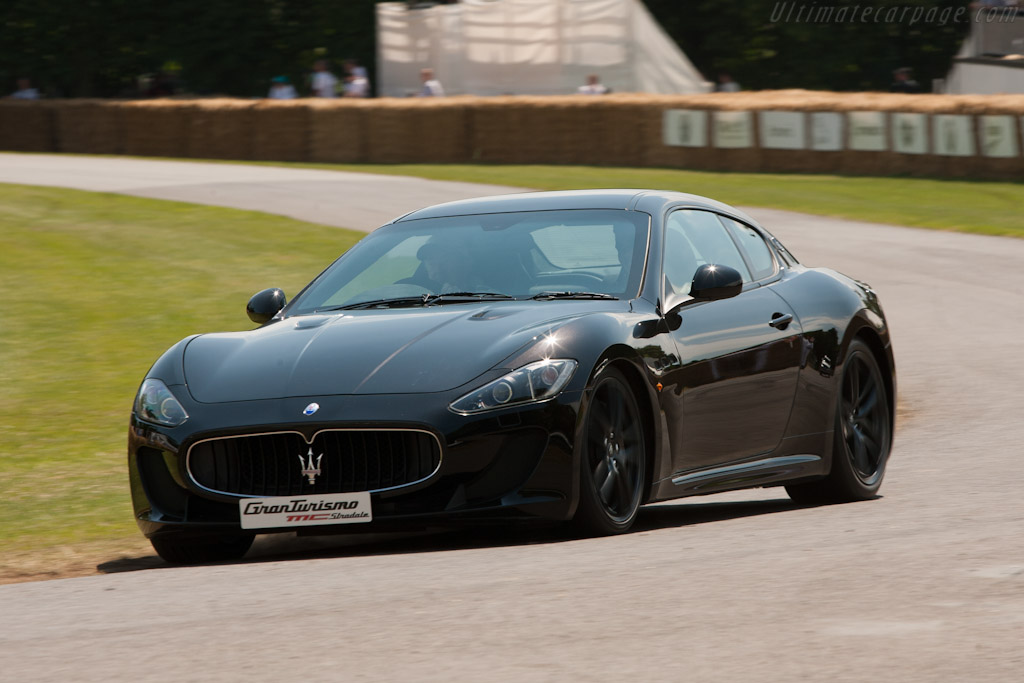 Maserati GranTurismo MC Stradale    - 2011 Goodwood Festival of Speed