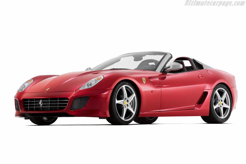Click here to open the Ferrari 599 SA Aperta gallery