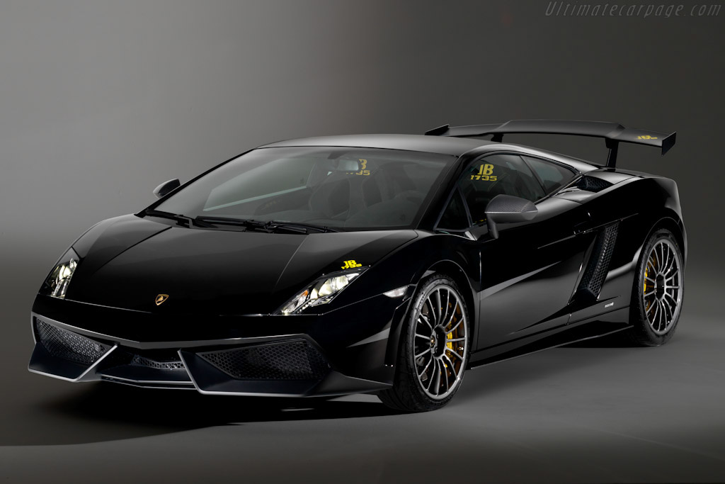 Click here to open the Lamborghini Gallardo LP570-4 Blancpain Edition gallery