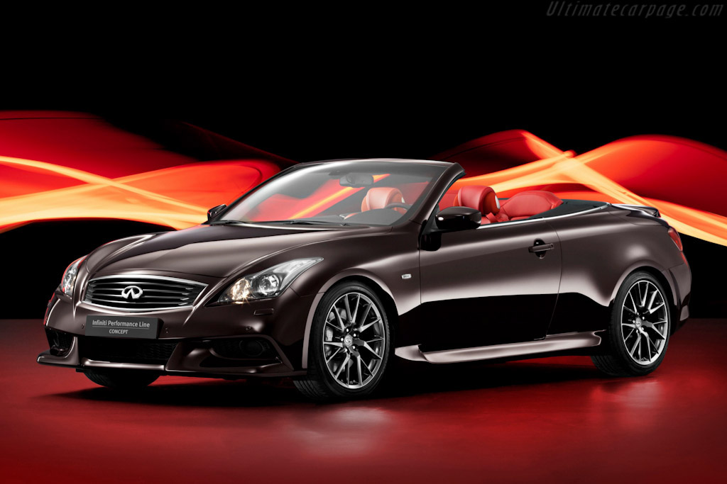 Click here to open the Infiniti IPL G Cabrio Concept gallery