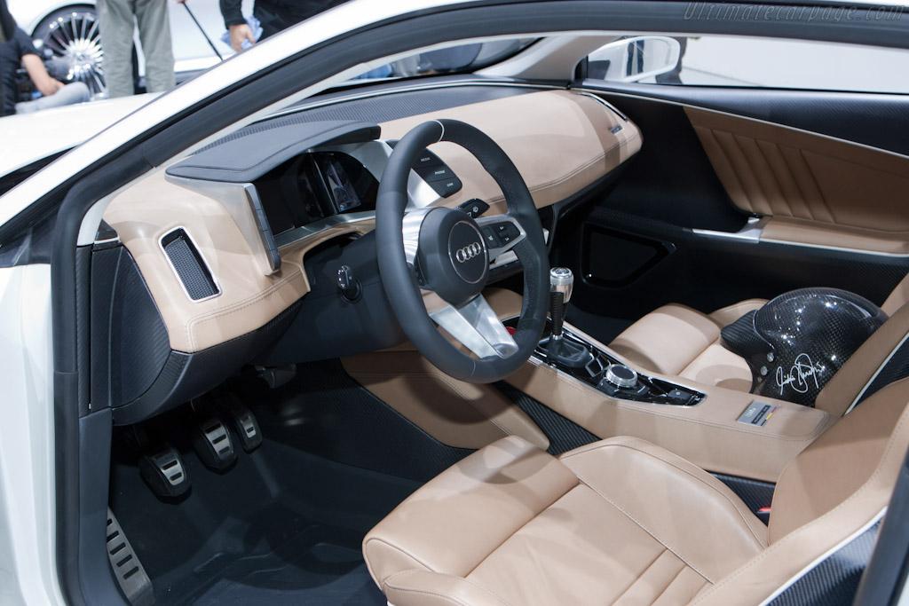 Audi quattro Concept    - 2010 Mondial de l'Automobile Paris