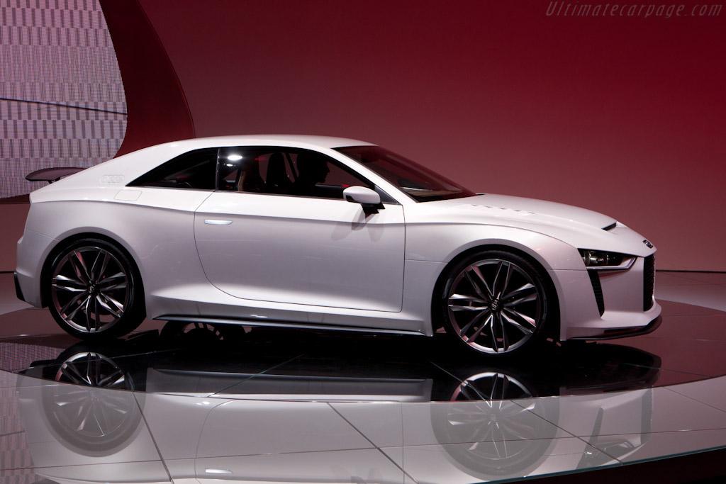 Audi Quattro Concept 2010 Mondial De L Automobile Paris
