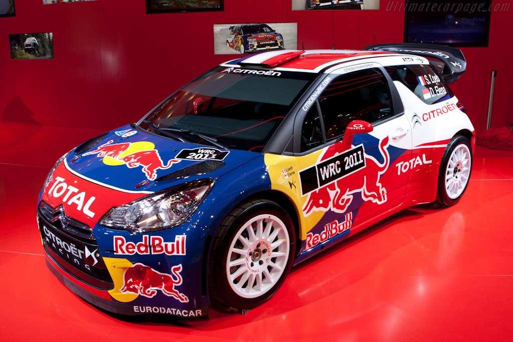 Click here to open the Citroën DS3 WRC gallery