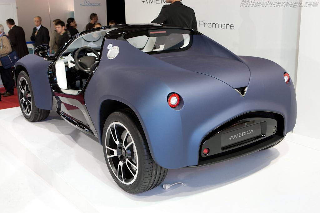 Venturi America Concept    - 2010 Mondial de l'Automobile Paris