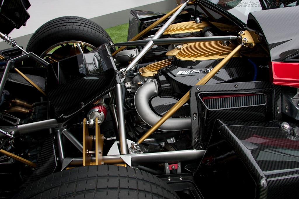 Pagani Huayra    - 2011 The Quail, a Motorsports Gathering