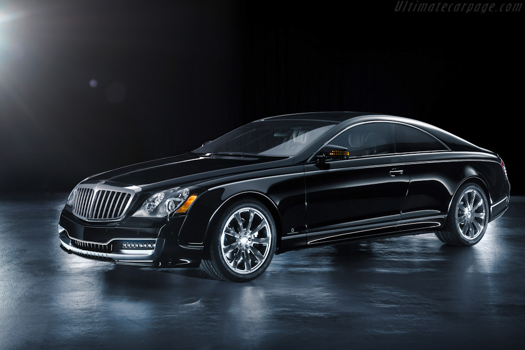 Click here to open the Maybach 57 S Xenatec Coupe gallery