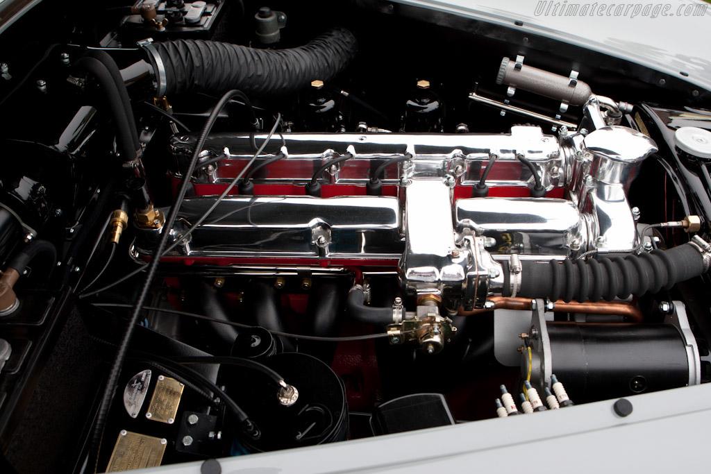 Aston Martin DB2/4 Graber Drophead Coupe - Chassis: LML/562   - 2010 Pebble Beach Concours d'Elegance