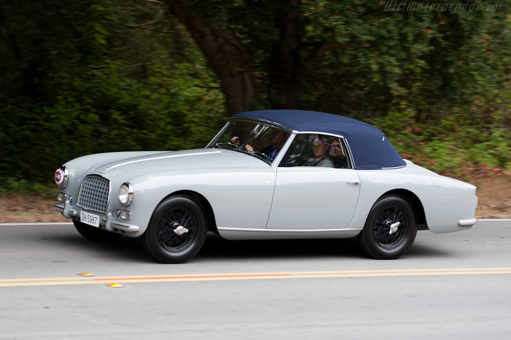 Aston Martin DB2/4 Graber Drophead Coupe - Chassis: LML/562   - 2010 Pebble Beach Concours d'Elegance