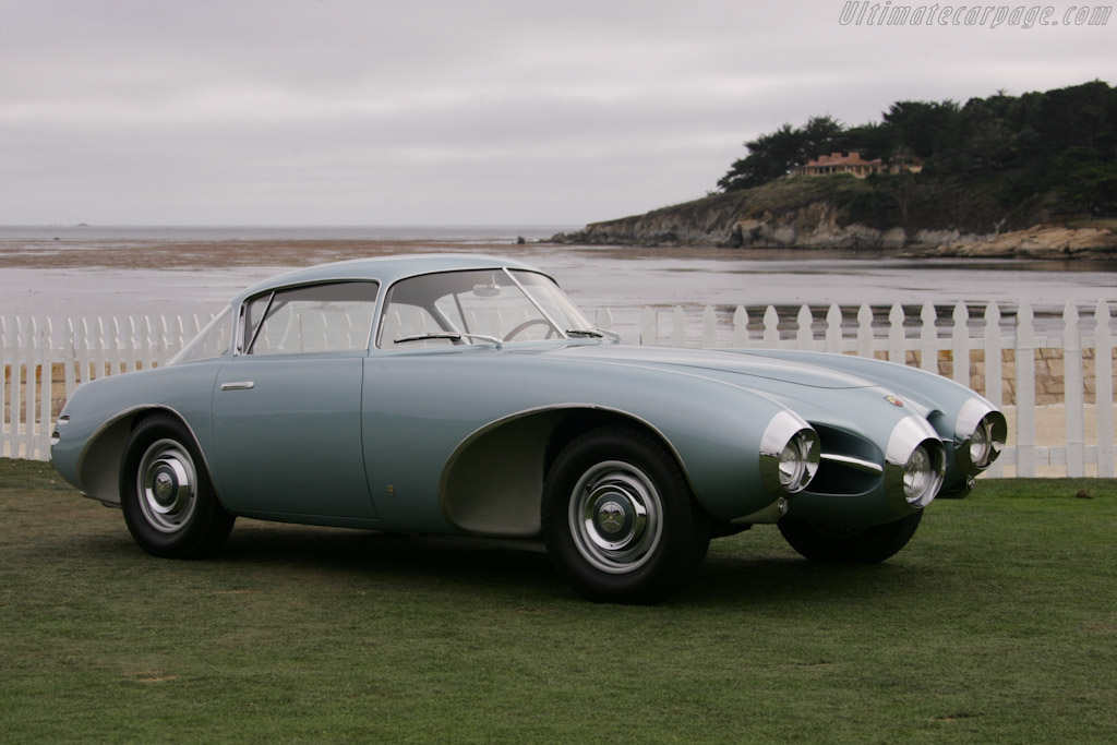 1952 Abarth 1500 Bertone Biposto Images Specifications