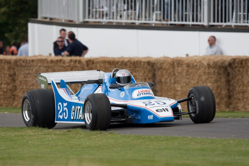Ligier JS11 Cosworth - Chassis: JS11/04   - 2011 Goodwood Festival of Speed
