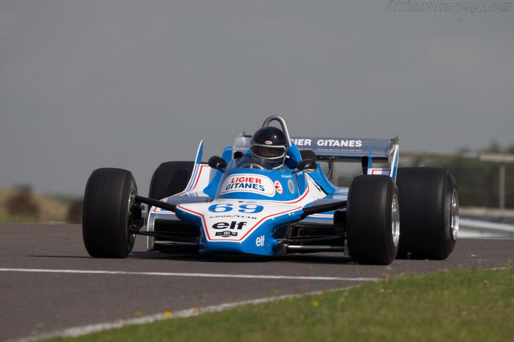 Ligier JS11 Cosworth - Chassis: JS11/04  - 2014 Historic Grand Prix Zandvoort