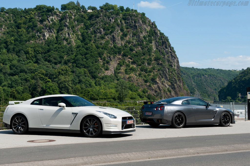 Nissan GT-R Club Track Edition