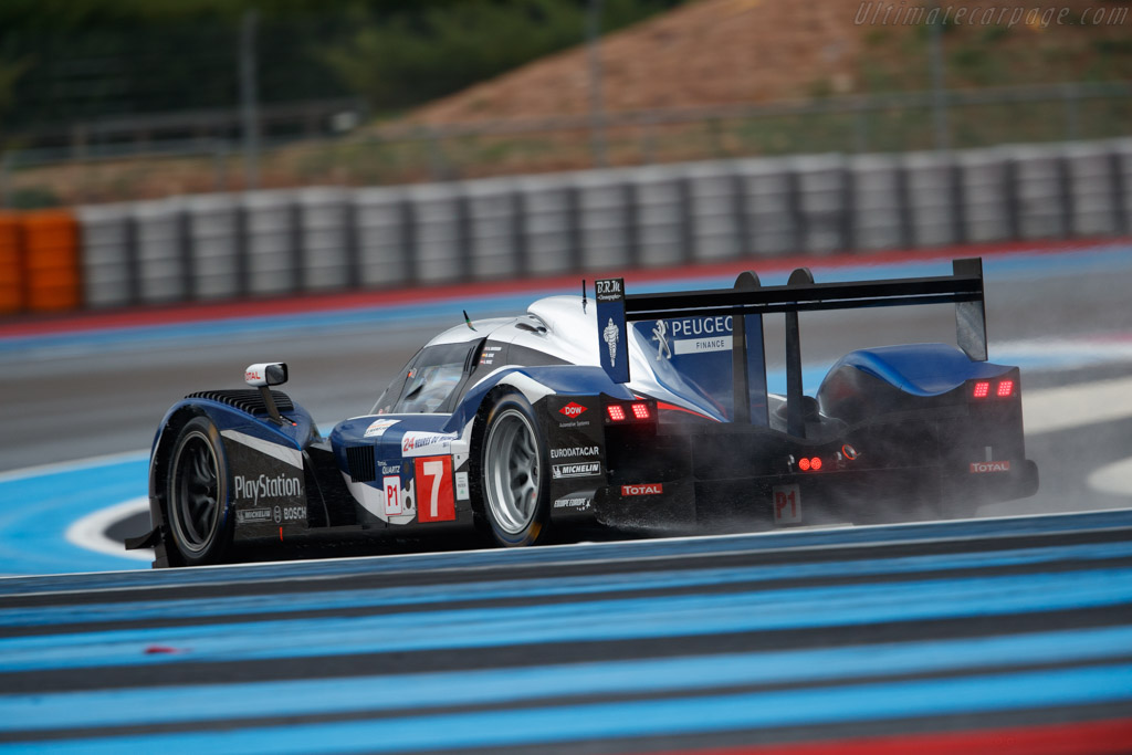Peugeot 908 - Chassis: 908-04  - 2019 Dix Mille Tours